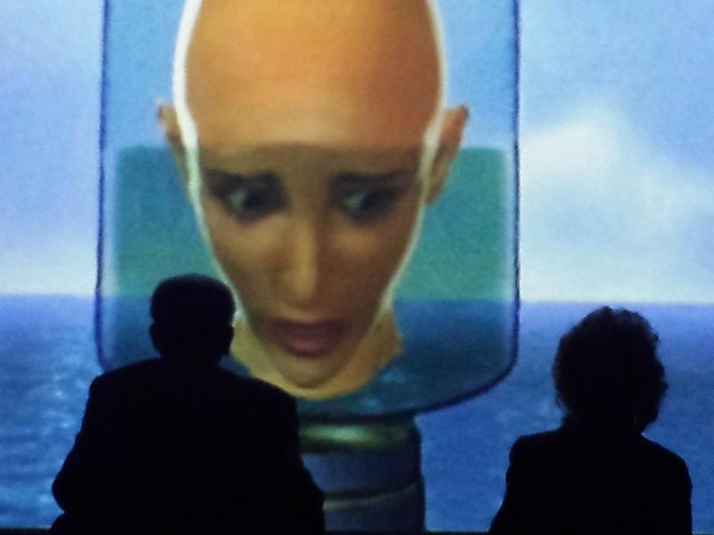 Sandra Ramos 3D annimation