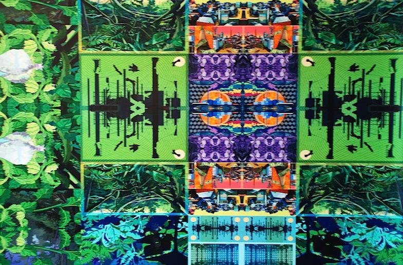 "Chris Doyle ""Unfolded"" 2010-2013 wallpaper"