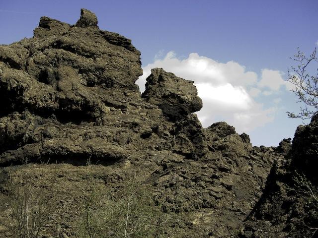 IMG_3048 Dimmuborgir volcanic rocks