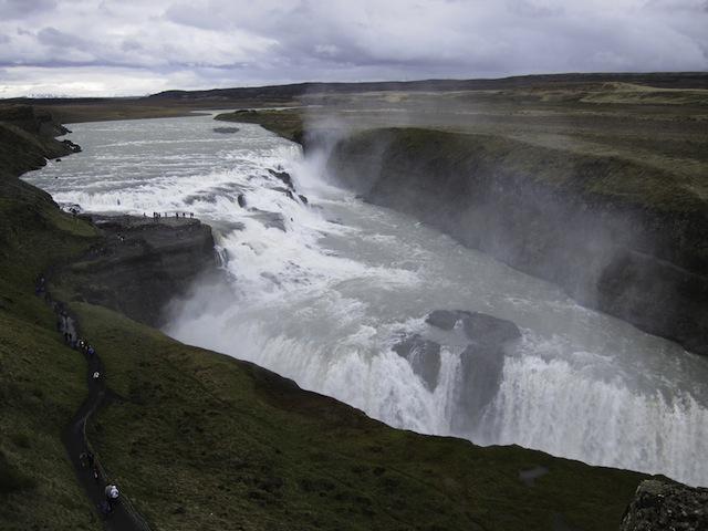 IMG_3221 Gulfoss Waterfall