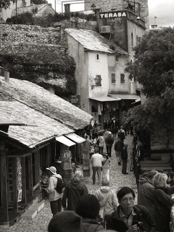 Old Town-Mostar