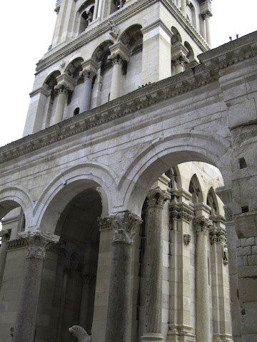 Palace of Diocletian-Split