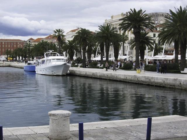 Split-Harbor