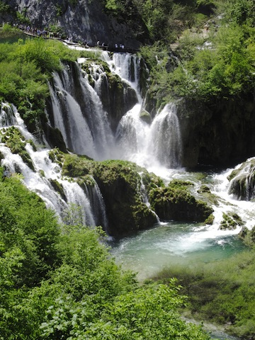 Plivitice Lakes, Croatia
