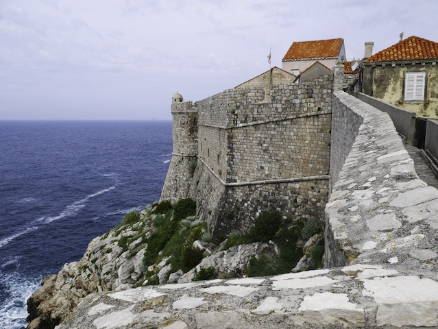 View From City Walls-Dubrovnik