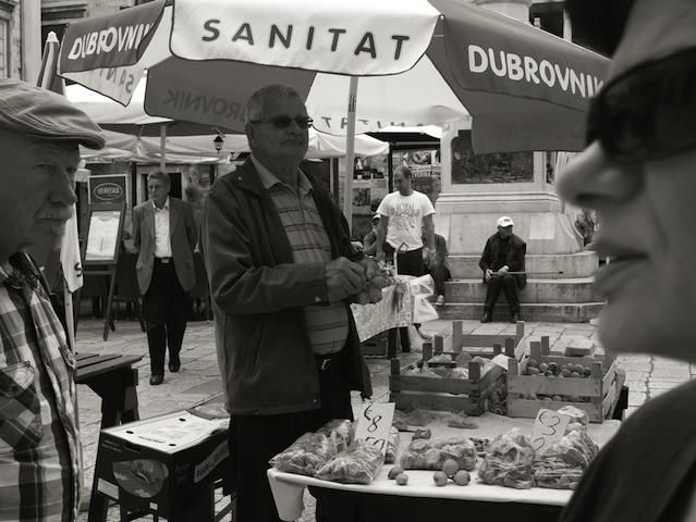 Market-Dubrovnik