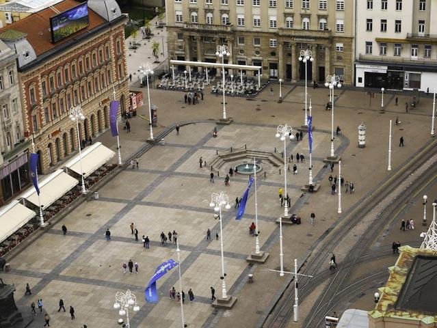 Zagreb-Square