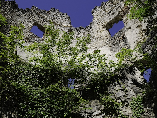 Castle Near Samobor, Croatia