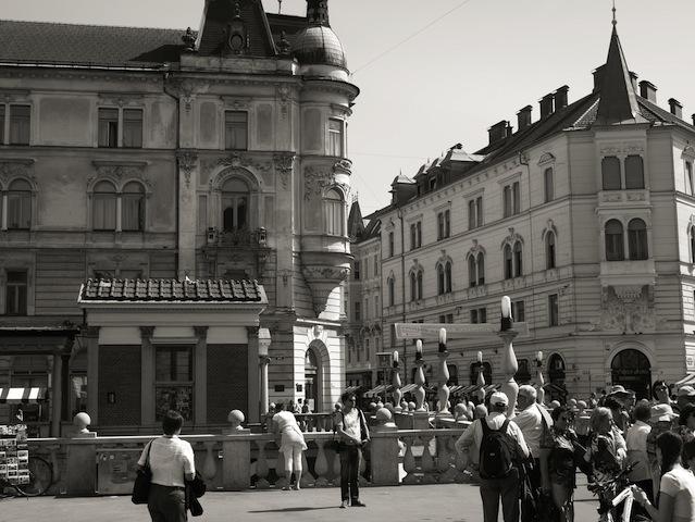 Ljubljana - Square