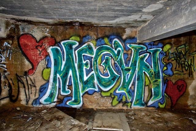 Bruce graffiti 3