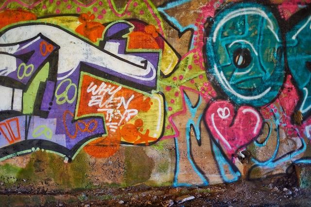 Bruce graffiti 4