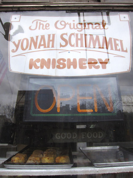 Yonah Schimmel's