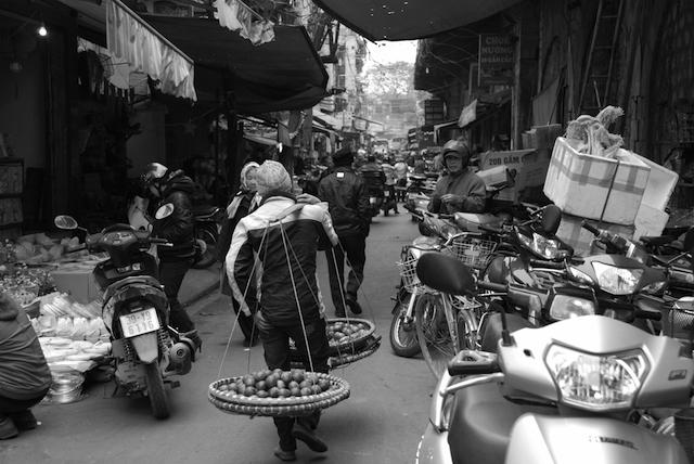 Vietnam Street Market