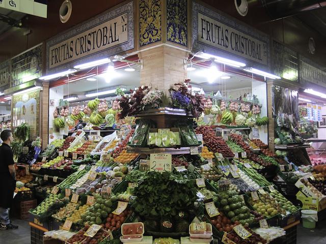 Triana Market, Seville