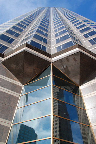 Trammel Crow Building, Dallas