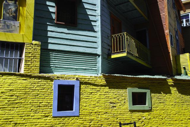 La Boca, Buenos Aires, Arg.