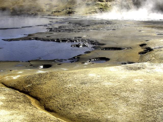 Skutustadir Crater, Iceland