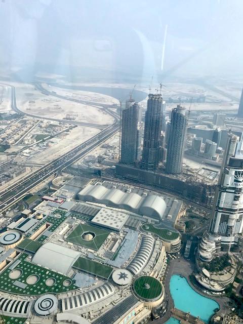Marla Shainman, Dubai