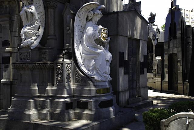 La Recoleta Cemetary, Buenos Aires, Argentina