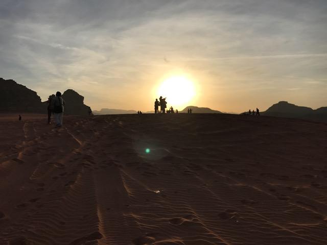 Marla Shainman-Wadi Run Jordan