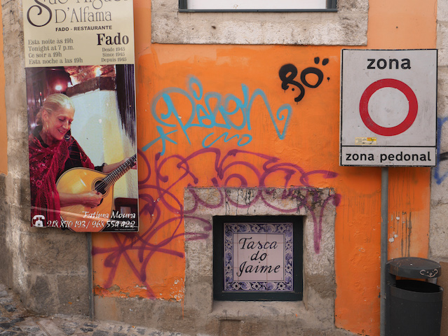 On The Wall - Lisbon